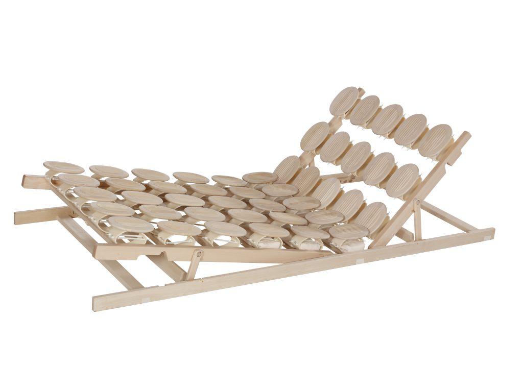 Relax2000 Tellerlattenrost mit Sitz-und Fußhochstellung